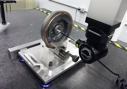 Five axis CMM inspection lets